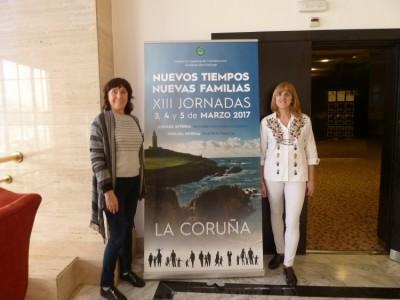 Jornada AEBH en A Coruña con Mºdek Mar